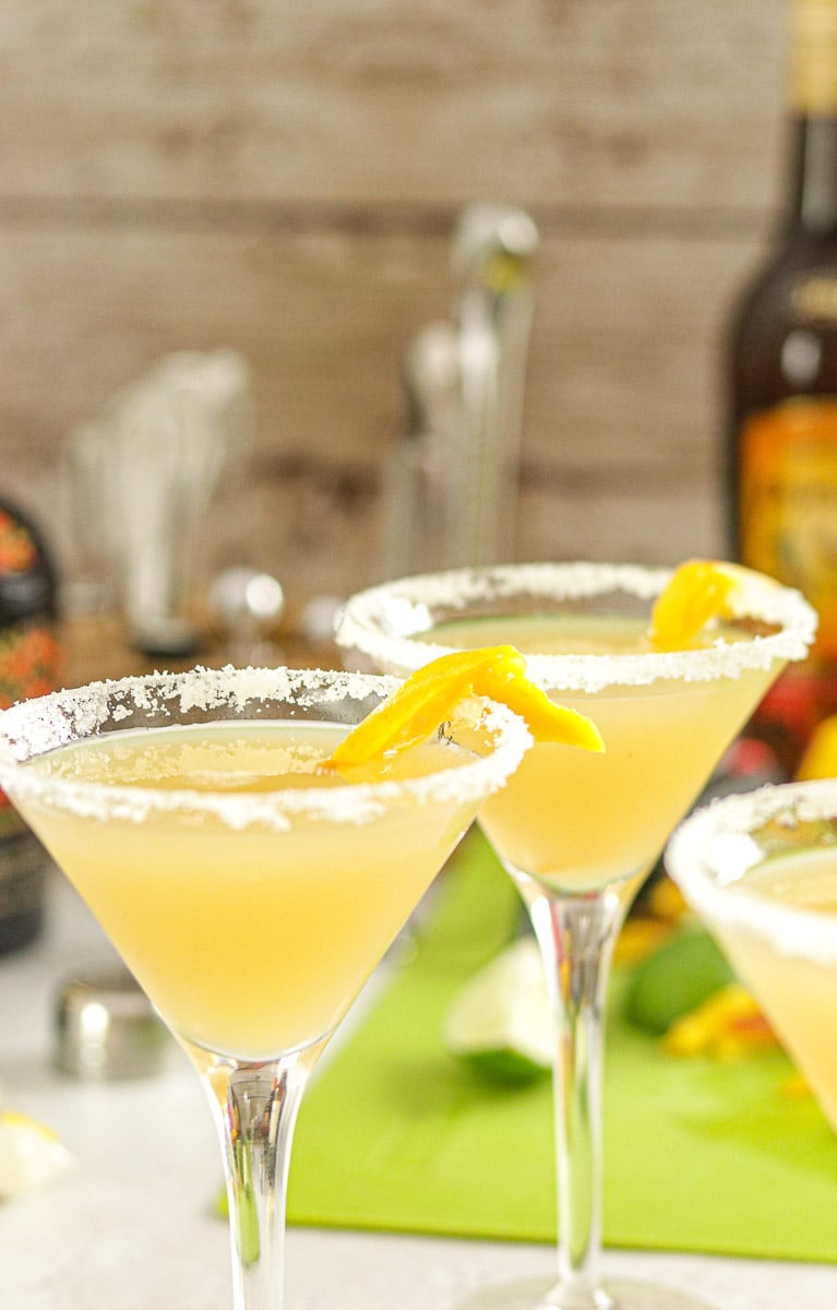 Jacmel Rum Punch - Popular Haitian Drinks