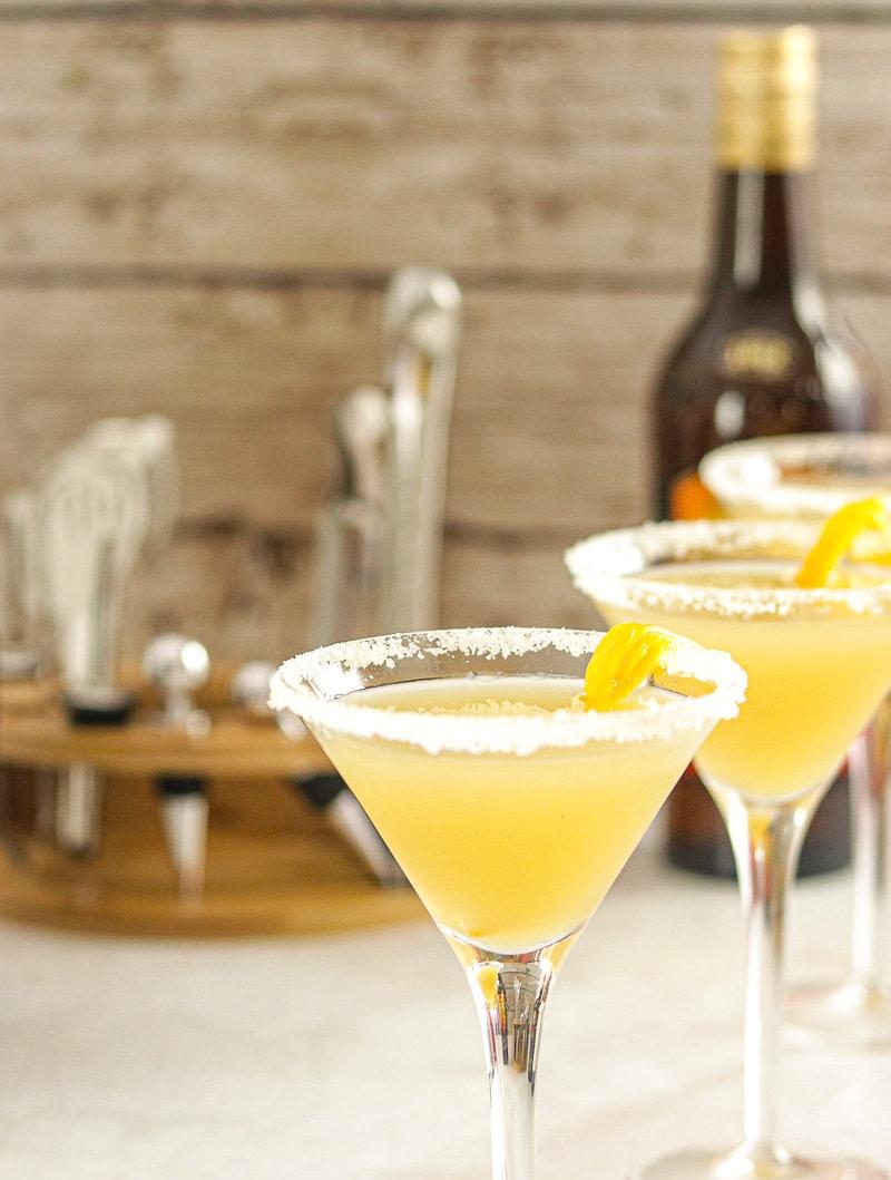 Haitian Rum Punch Cocktail - Popular Haitian Drinks