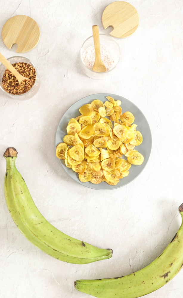 Spiced Plantain Chips - Kerala Banana Cips