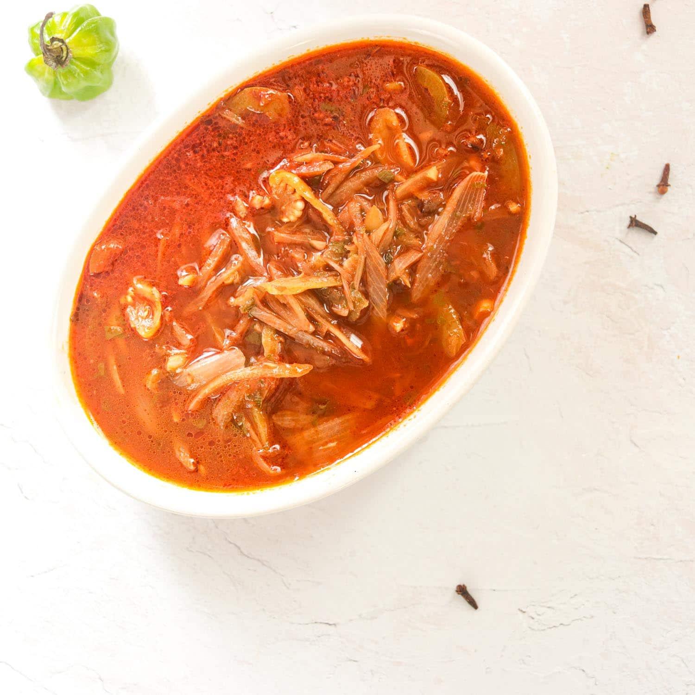Sauce Ti Malice - Haitian Creole Sauce || Haitian Red Sauce #haitiansauce
