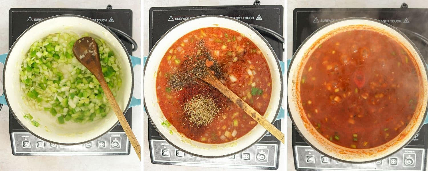 How to make New Orleans Creole Sauce