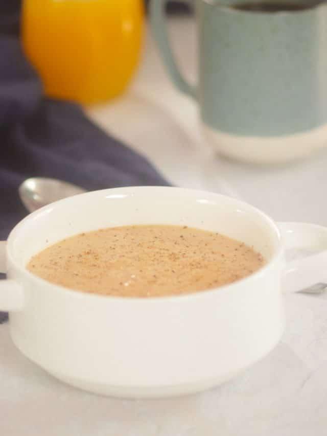 Haitian Plantain Porridge – Labouyi Bannann