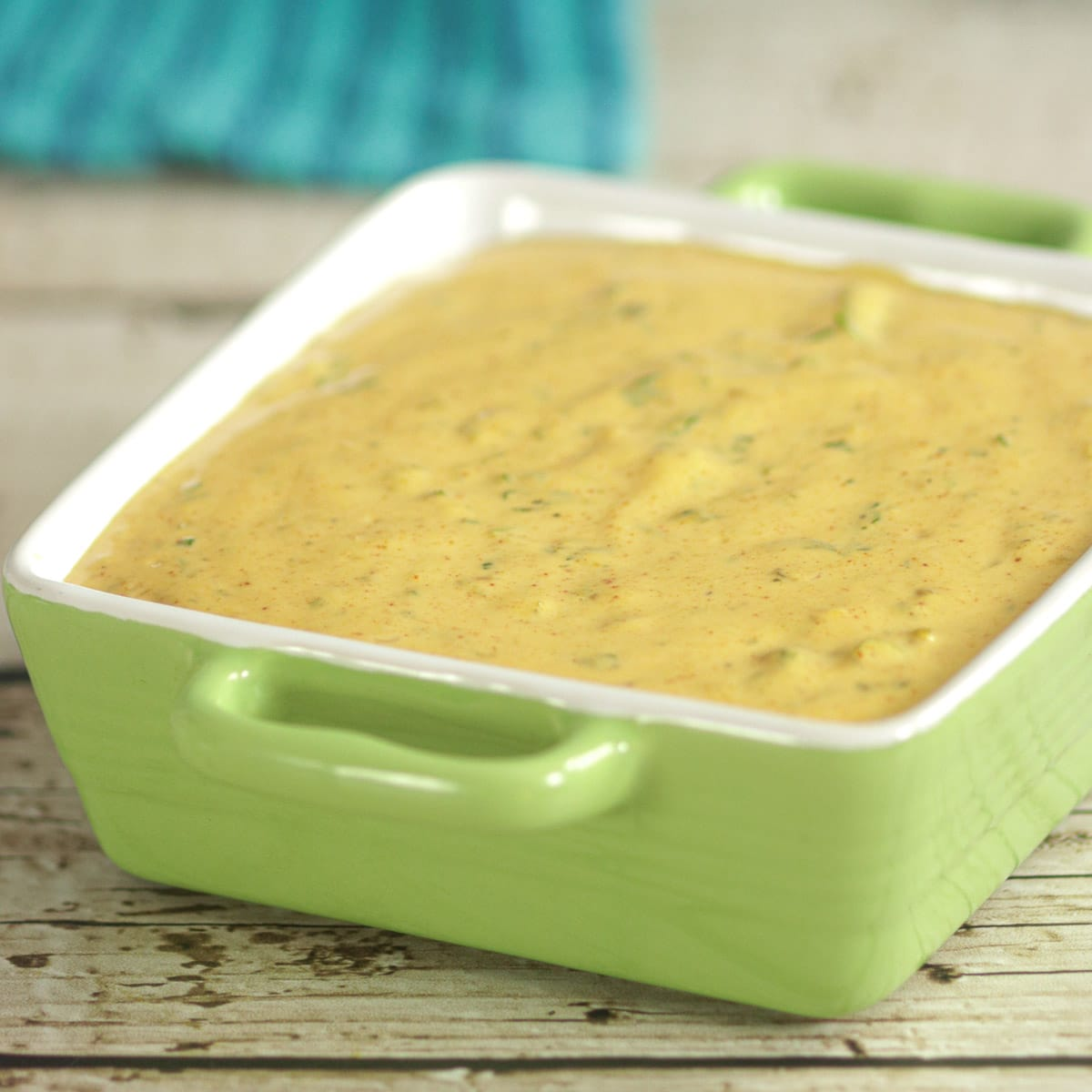 Remoulade Dressing in a bowl