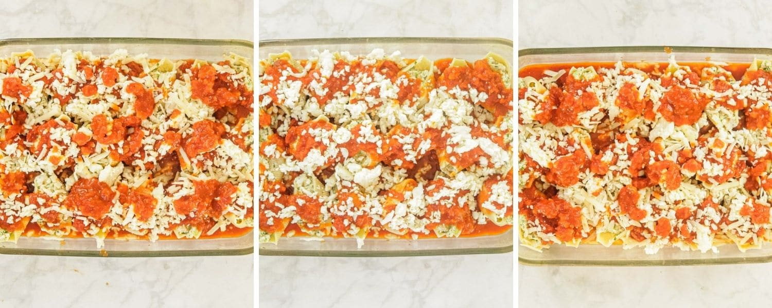 How to make Easy Stuffed Shells with Ricotta and Broccoli