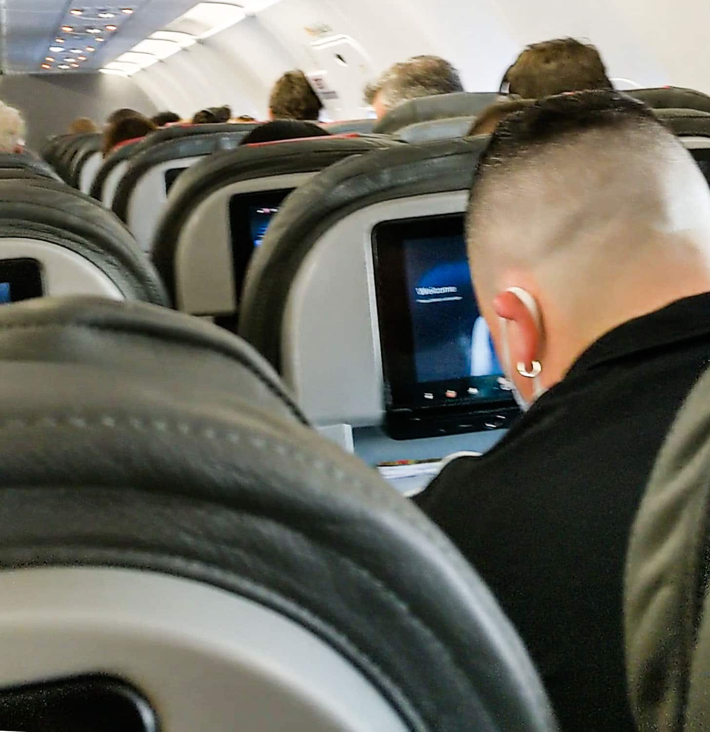Airplane Travel in 2021