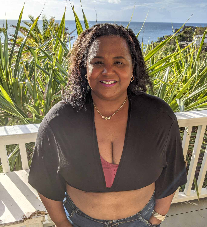 Travel Blogger in Antigua