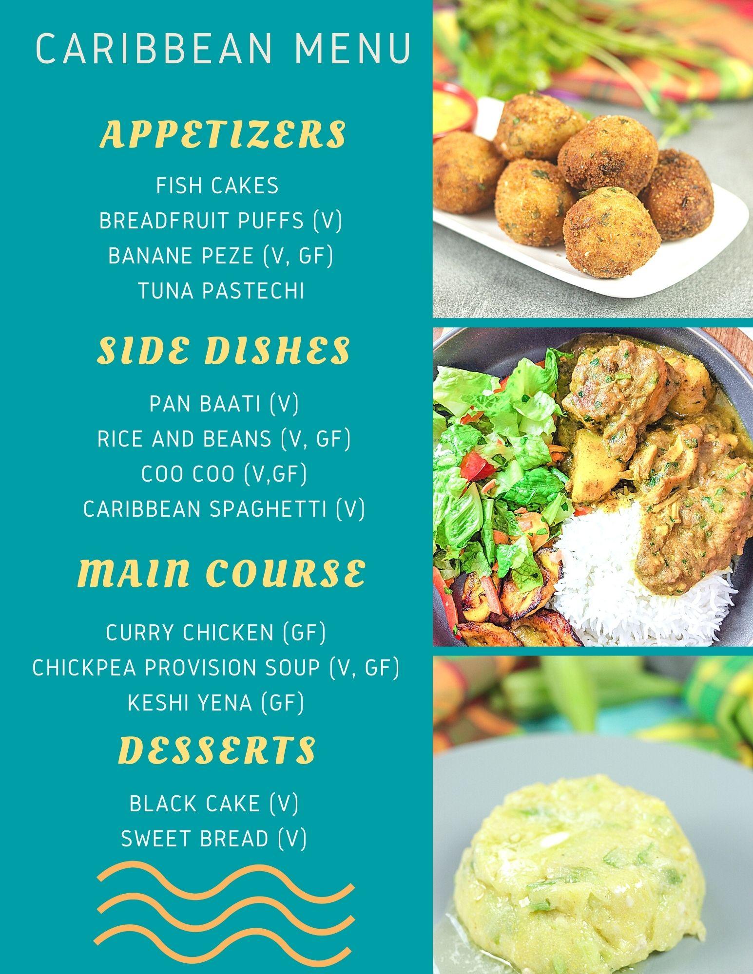 Caribbean Alternative to Turkey Thanksgiving Recipes