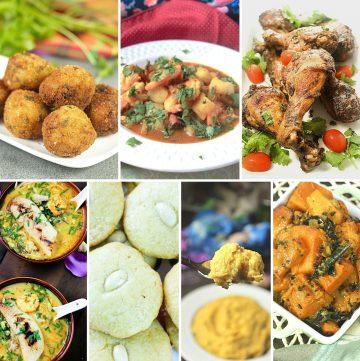 alternative Thanksgiving Recipes